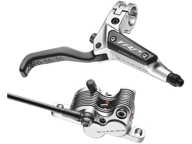 TRP Quadiem Disc Brake Rear/Right silver